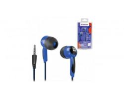 Наушники-вкладыши Defender Basic-604 Black Для MP3, кабель 1,1 м