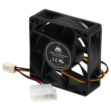 Вентилятор Glacialtech IceWind GS7025 70x70x25 3-pin 4-pin (Molex)31dB Bulk