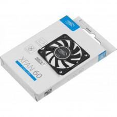 Вентилятор Deepcool XFAN 60 60x60x12 3-pin 4-pin (Molex)24dB Ret