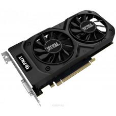 Видеокарта Palit PCI-E PA-GTX1050Ti Dual 4G nVidia GeForce GTX 1050TI 4096Mb 128bit GDDR5 1290, 7000